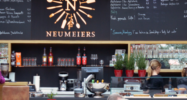 Neumeiers Tagesbar Hep Holzkirchen Mein
