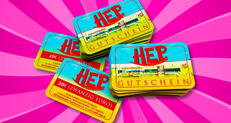 Hep Gutscheine Hep Holzkirchen Mein