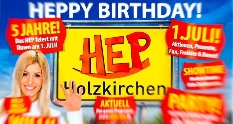 5 Jahre Hep Die Party Hep Holzkirchen Mein