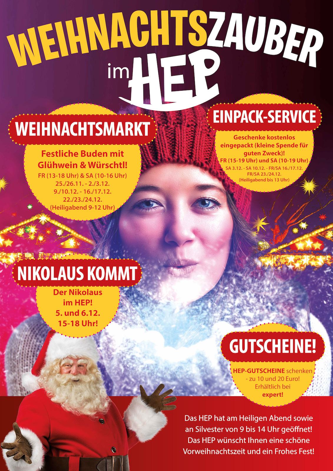 Weihnachten 2016 Hep Holzkirchen Mein